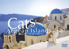 DVD『エーゲ海・猫たち楽園の島々』メーカー直販